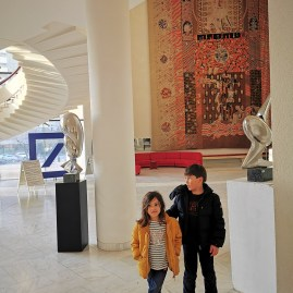 Cultured Kids loved National Theatre Bucharest - February 2021