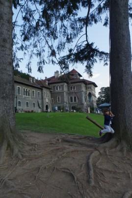 Romania itinerary 10 days Castelul Cantacuzinilor, Busteni