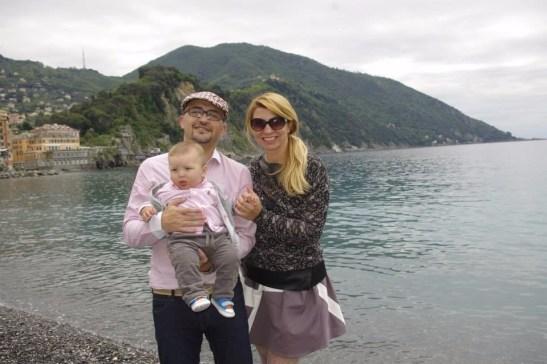 Italian coast: Liguria