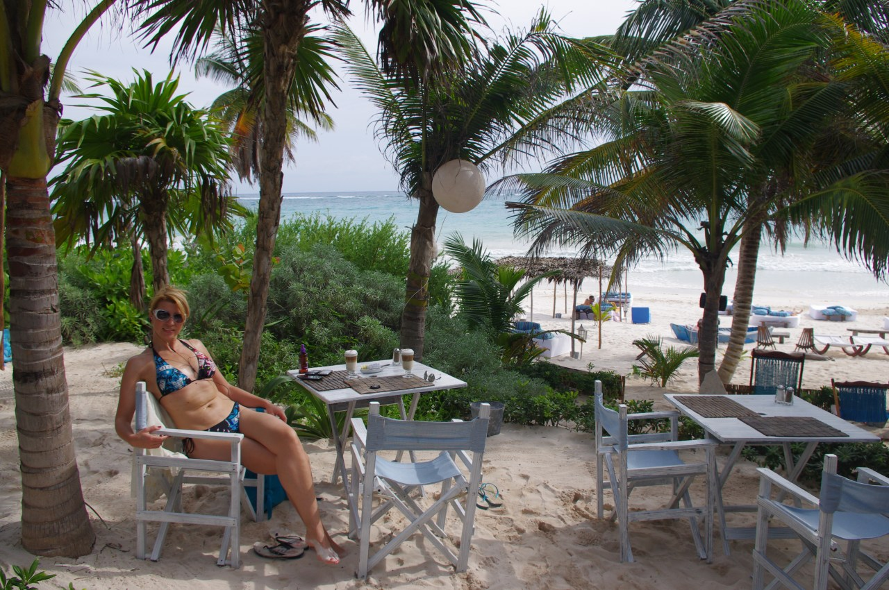 Things to do in Mexico with kids or without: Tulum
