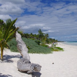 Mexico best beaches: Tulum