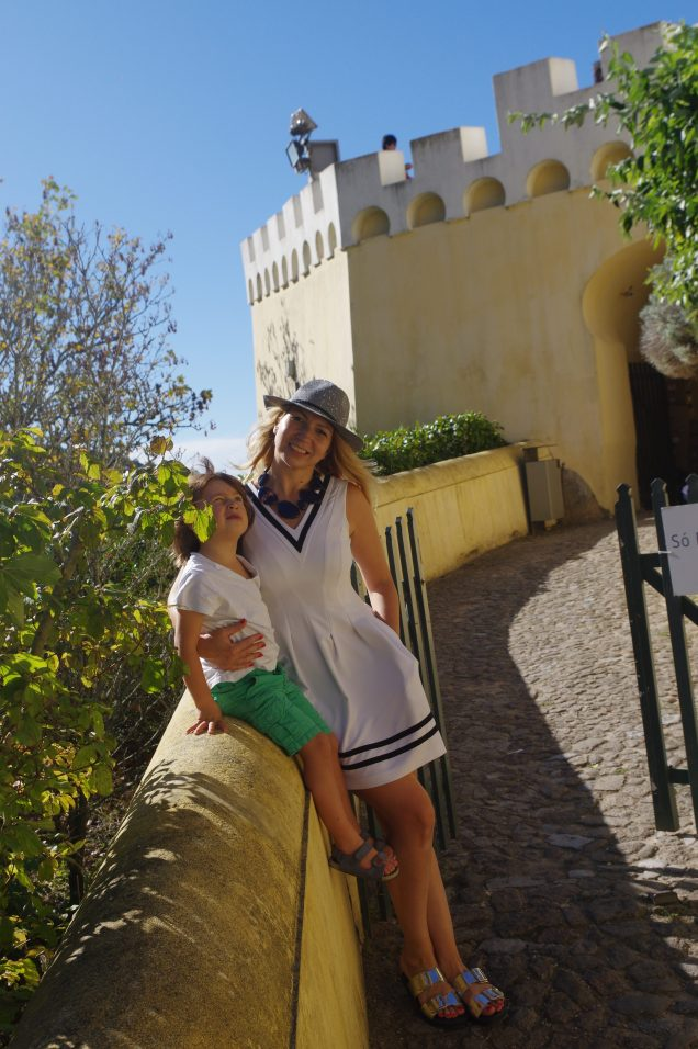 Portugal with kids: Sintra
