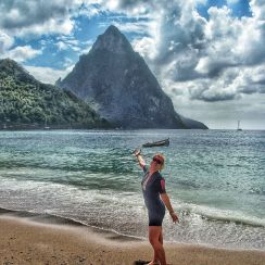 Diving St Lucia