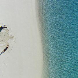 Angsana Velavaru Maldives beach