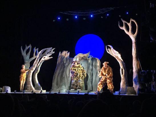 Gruffalo's child theatre