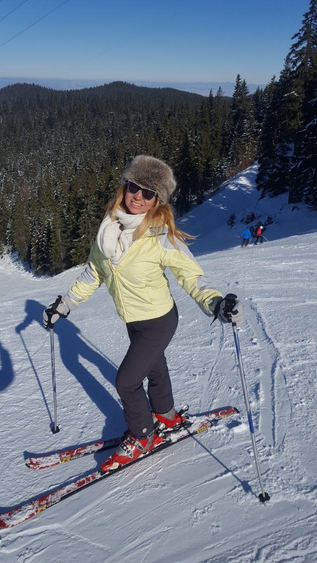 Poiana Brasov skiing - Sulinar