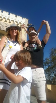 Sintra with kids