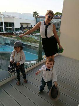 Luxury family retreats