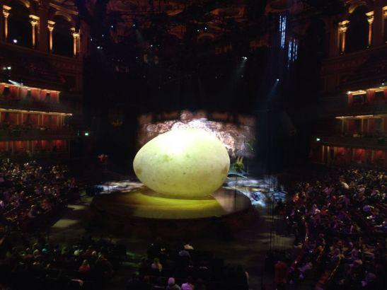 Cirque de soleil OVO Royal Albert Hall