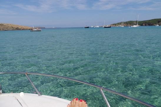 Menorca must see: sailing. Best places in Menorca