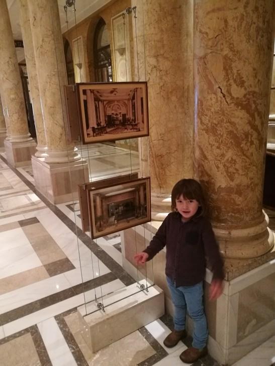 Photo exhibition Athenee Palace