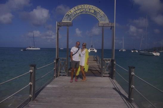 Which Caribean island? Canouan, Grenadines