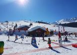Courchevel activities skiing