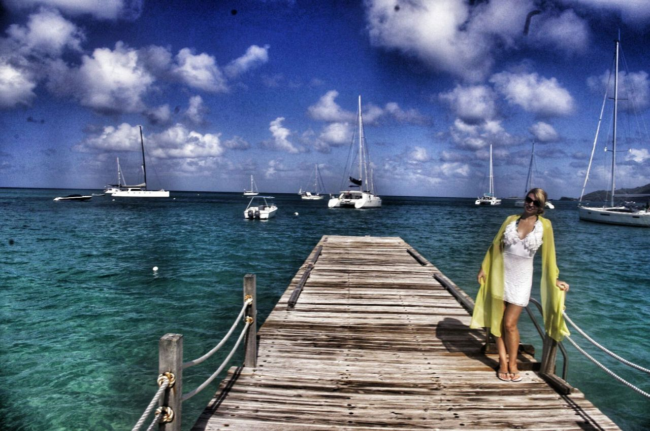 Which Caribbean island ? Canouan, Grenadines