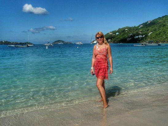 which Caribbean island: BVI
