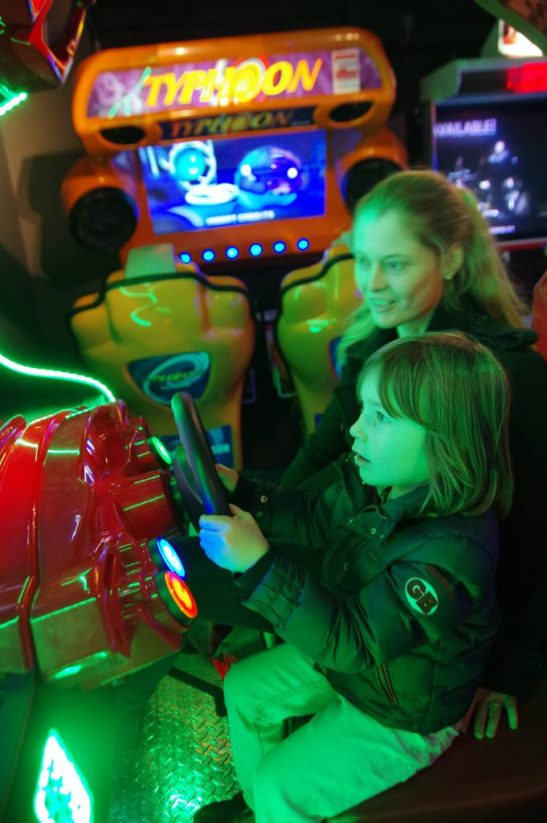 arcade games London