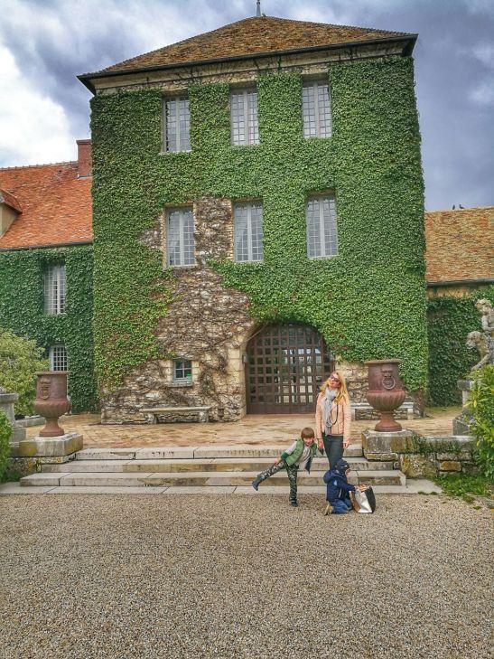Chateau du Villiers le Mahieu
