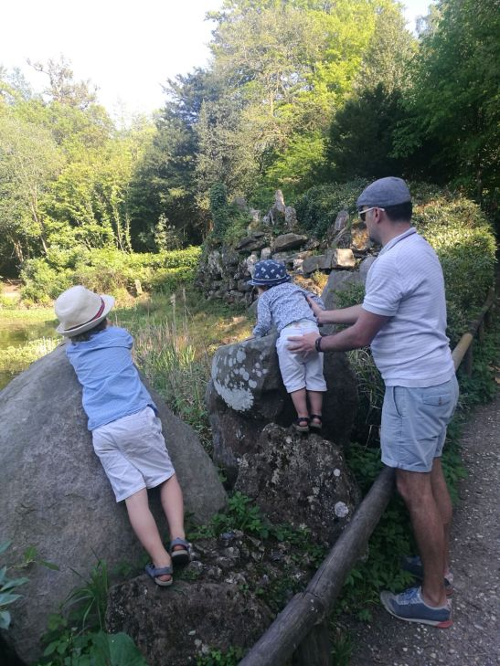Day out with kids: Claremont National Trust Grotto