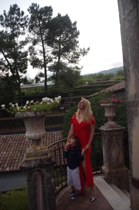 Luxury hotel Etna Sicily: Etna with kids