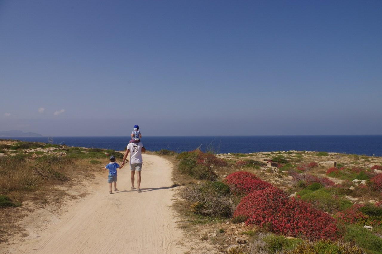 West Sicily, Egadi islands