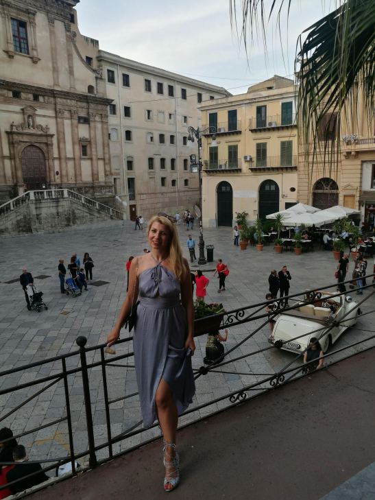 safe travels in Palermo with kids