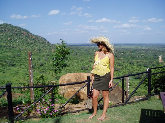Lions Hill Safari Lodge, Tsavo East safari