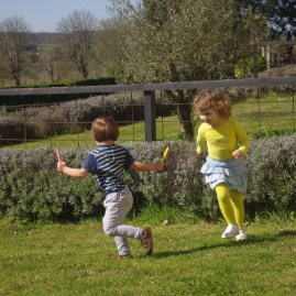 Dordogne with kids