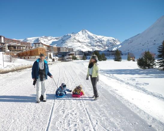 Ski holidays with kids : Tignes Le Lac