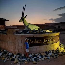 Oryx Camp
