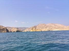 Snorkeling with sea turtles Oman
