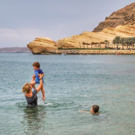 Shangri la Barr Al Jissah: best beaches in Muscat