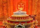 Christmas in London with kids: RAH