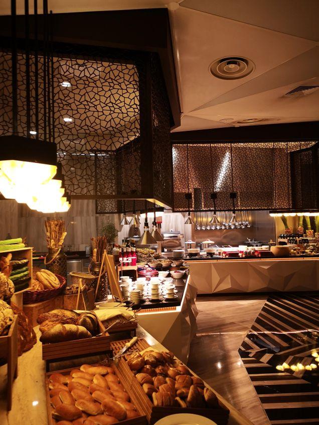 The Kitchen @ Kempinski hotel Muscat
