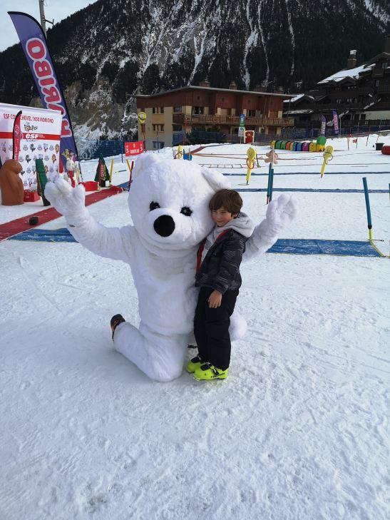 ESF ski school Courchevel 1650 - awards day