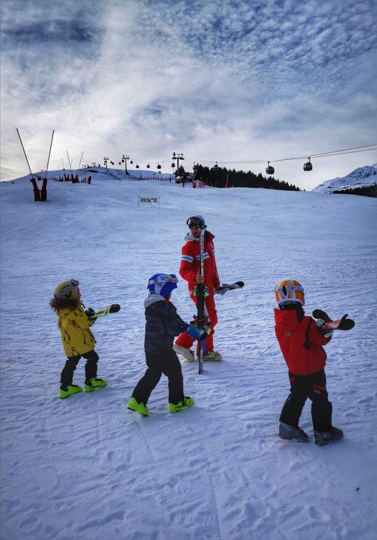 ski school Courchevel 1650