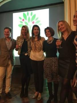 family charity walks in London
