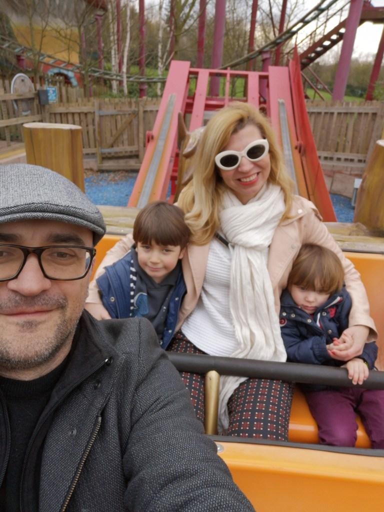 Chessington toddler rides