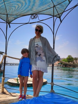 Eilat dolphin reef - back after 12 years - Israel road trip