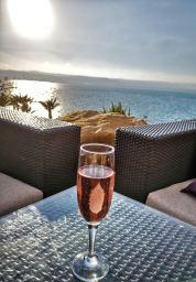 Sunset Dead Sea Marriott