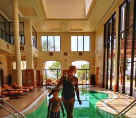Dead Sea Marriott spa