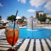 Aperol spritz Dead Sea Marriott