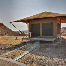Ras al Jinz Oman glamping by the sea