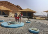Oman turtle reserve eco glamping