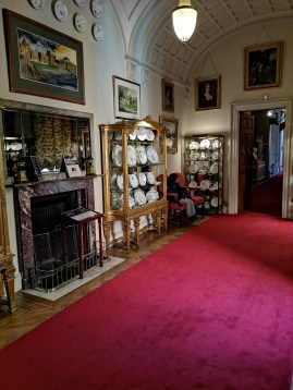 Blenheim Palace interiors
