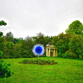 Chihuly at Kew