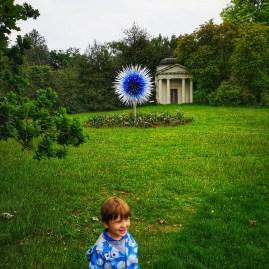 Chihuly at Kew gardens