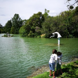 Parc Borely Marseille with kids
