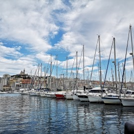 Le Vieux Port Marseille (Old Port)