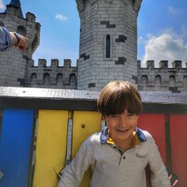 Dragon castle ride