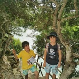 Hiking around Cala San Esteve